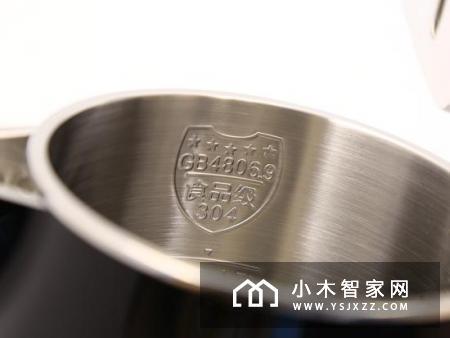 12款电热水壶的金属迁移量砷、镉、铅、铬、镍进行了检测