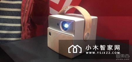 极米发布微型投影仪极米CC 一款能随身携带的无屏电视